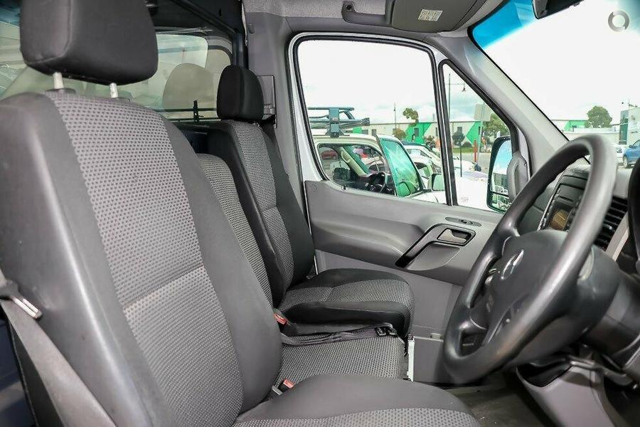 2012 Mercedes-benz Sprinter 416CDI NCV3