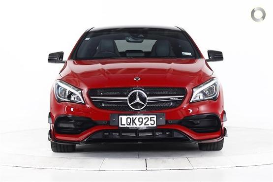 2018 Mercedes-AMG CLA 45