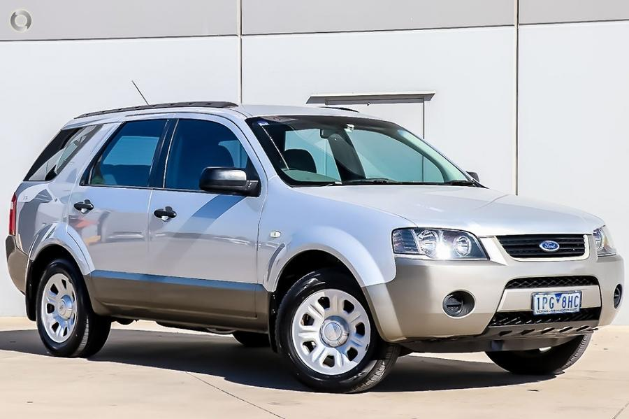 2007 Ford Territory TX SY