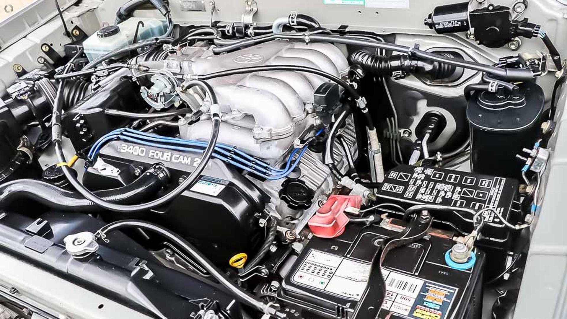 2000 Toyota Landcruiser Prado VX VZJ95R