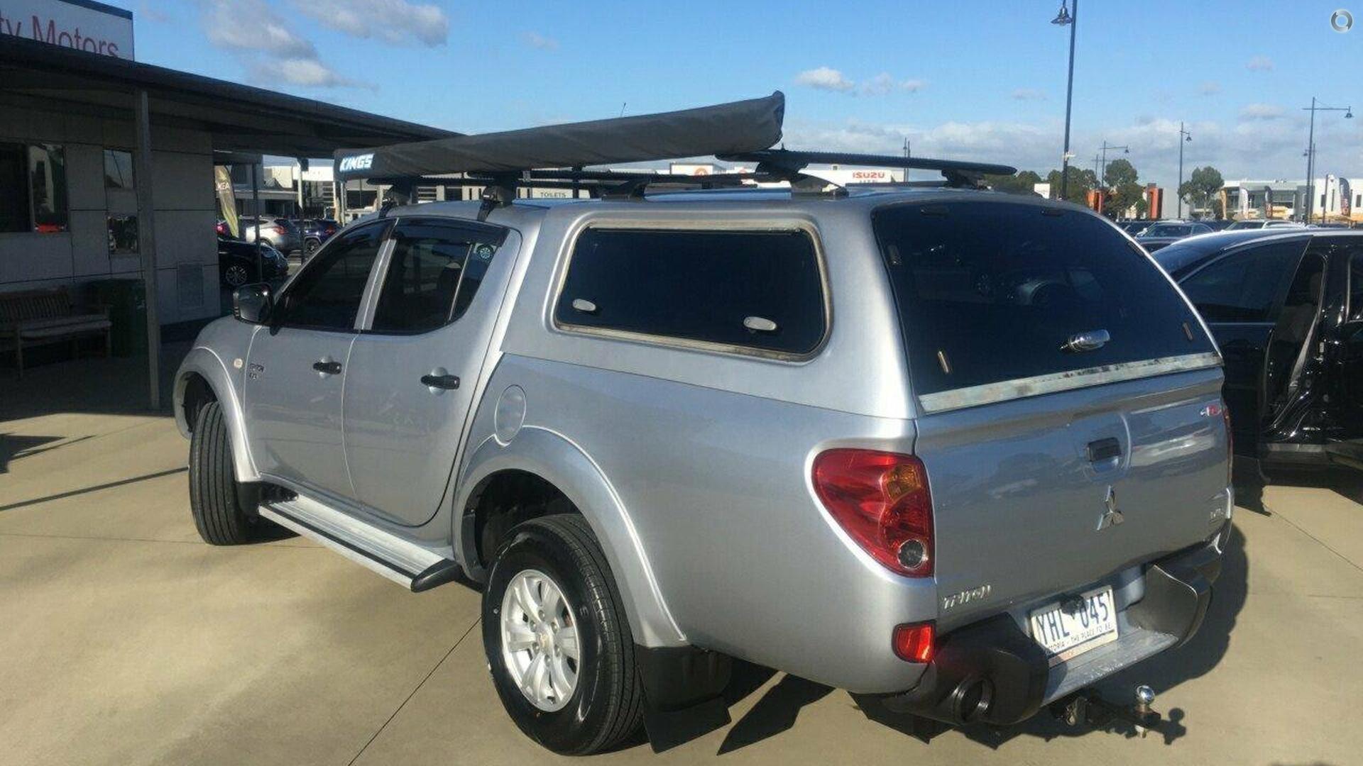 2011 Mitsubishi Triton GL-R MN