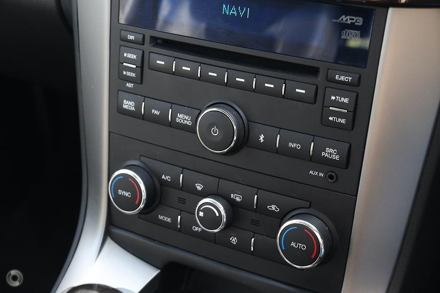 2014 Holden Captiva 7 LTZ CG