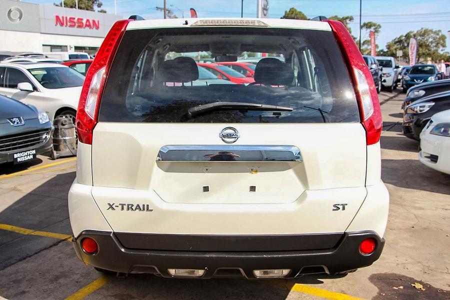 2012 Nissan X-Trail ST