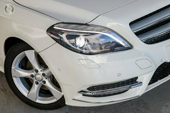 2014 Mercedes-Benz B 200