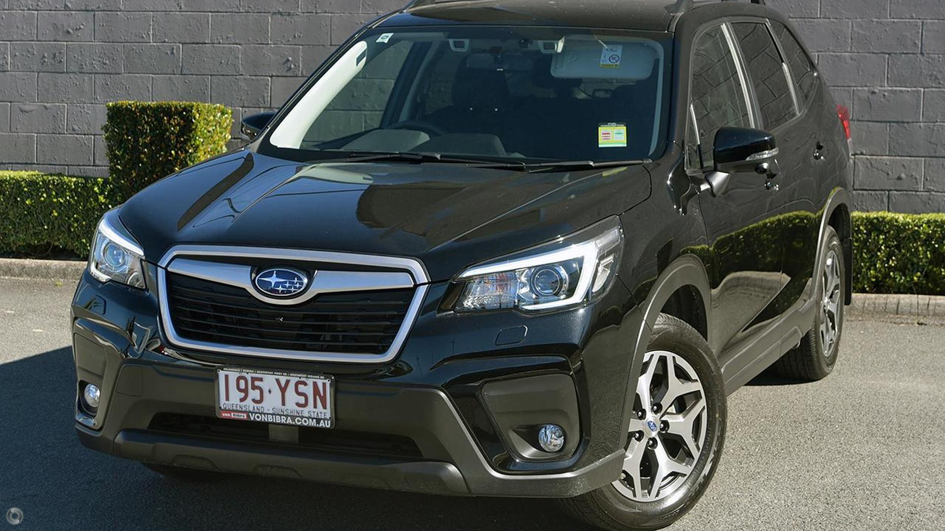 2018 Subaru Forester S5