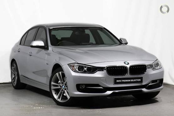 2015 BMW 328 i Sport Line