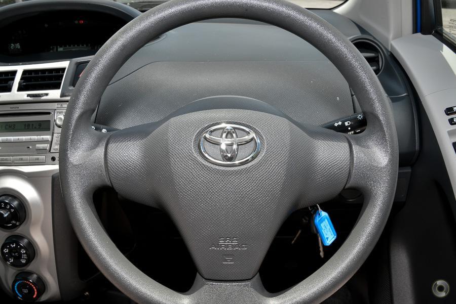 2010 Toyota Yaris YR NCP90R