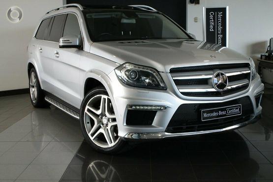 2014 Mercedes-Benz GL 350 BLUETEC