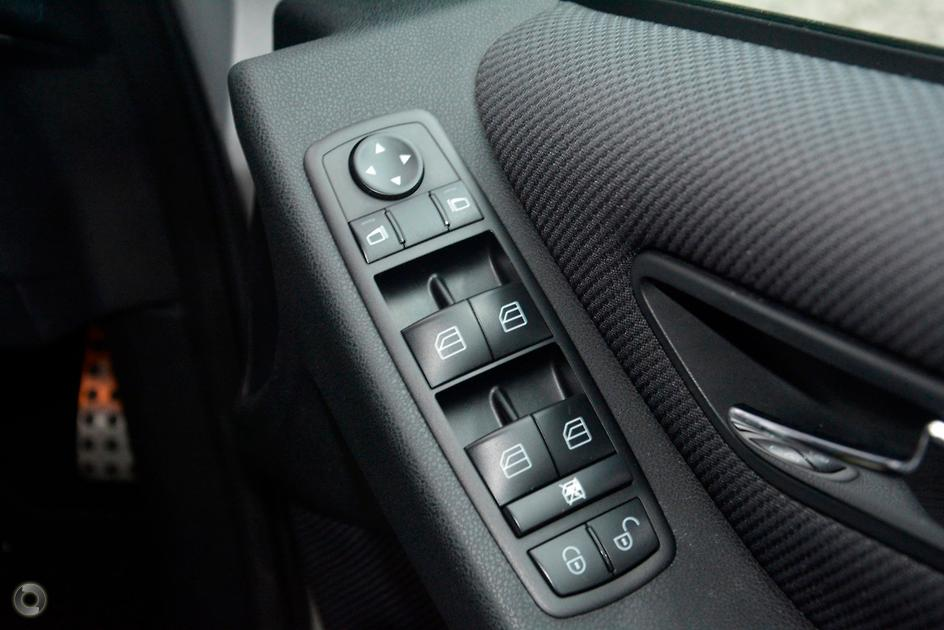 2010 Mercedes-Benz B 200 Hatch