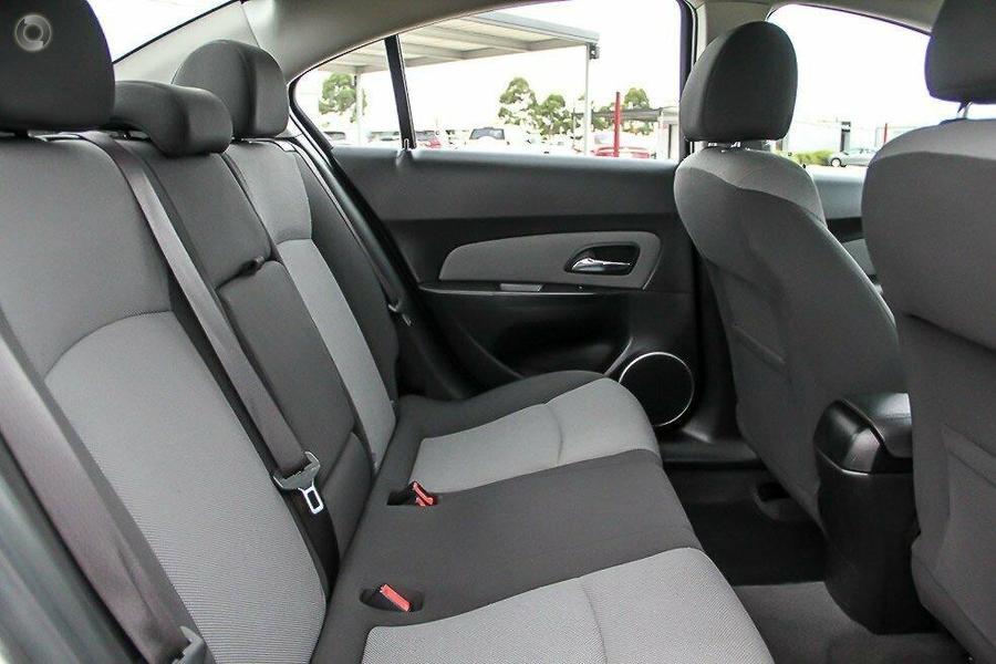 2010 Holden Cruze CD JG