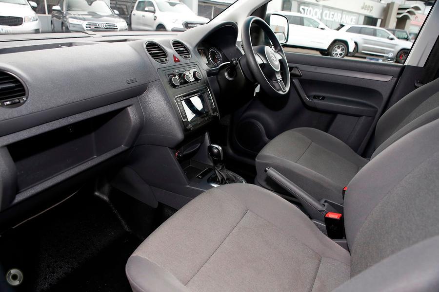 2014 Volkswagen Caddy TDI250 Trendline 2K