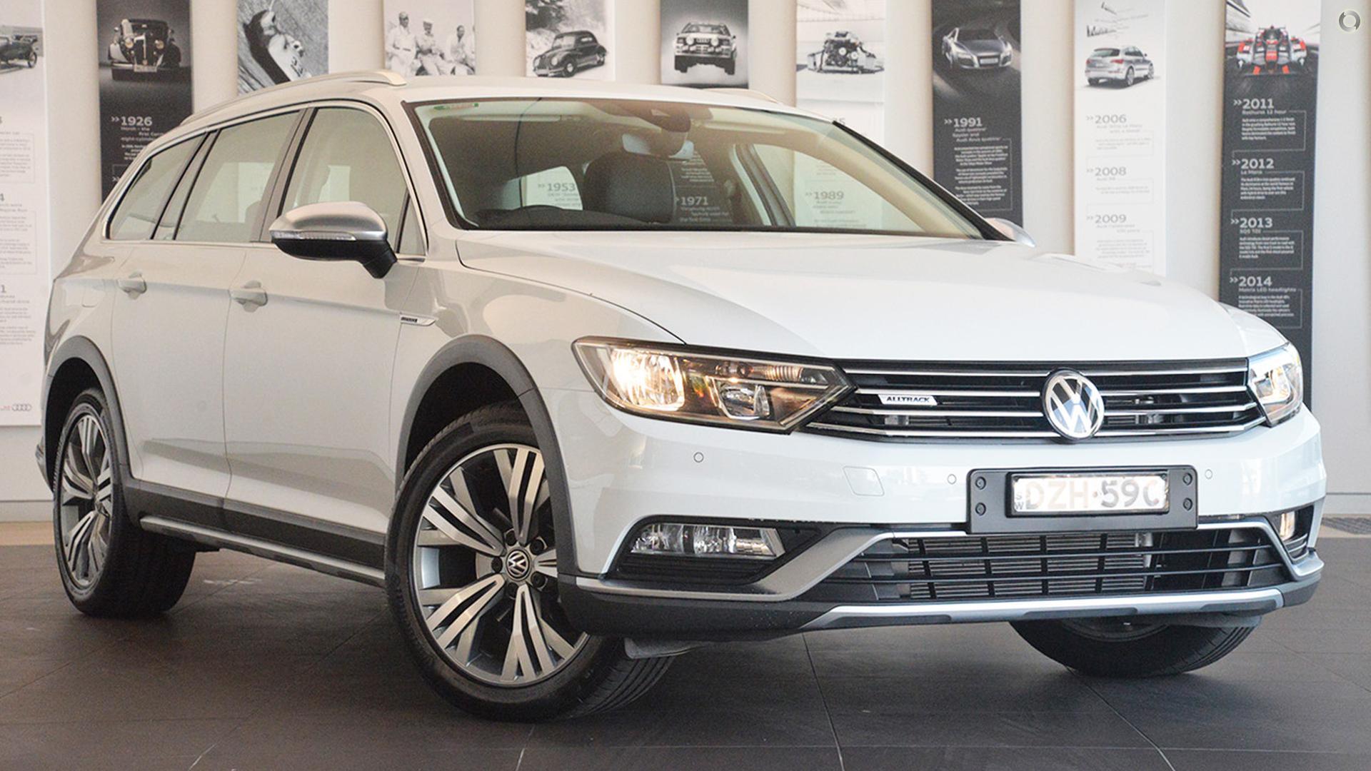 2018 Volkswagen Passat B8
