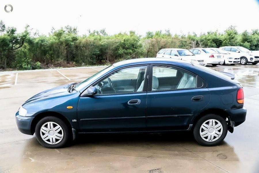 1998 Ford Laser GLXi KM