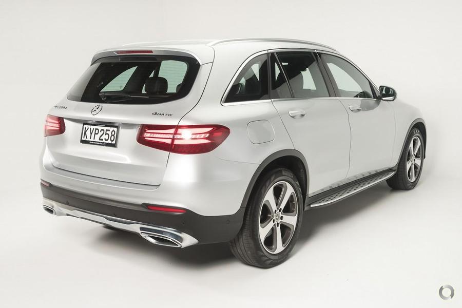 2017 Mercedes-Benz GLC 220 SUV
