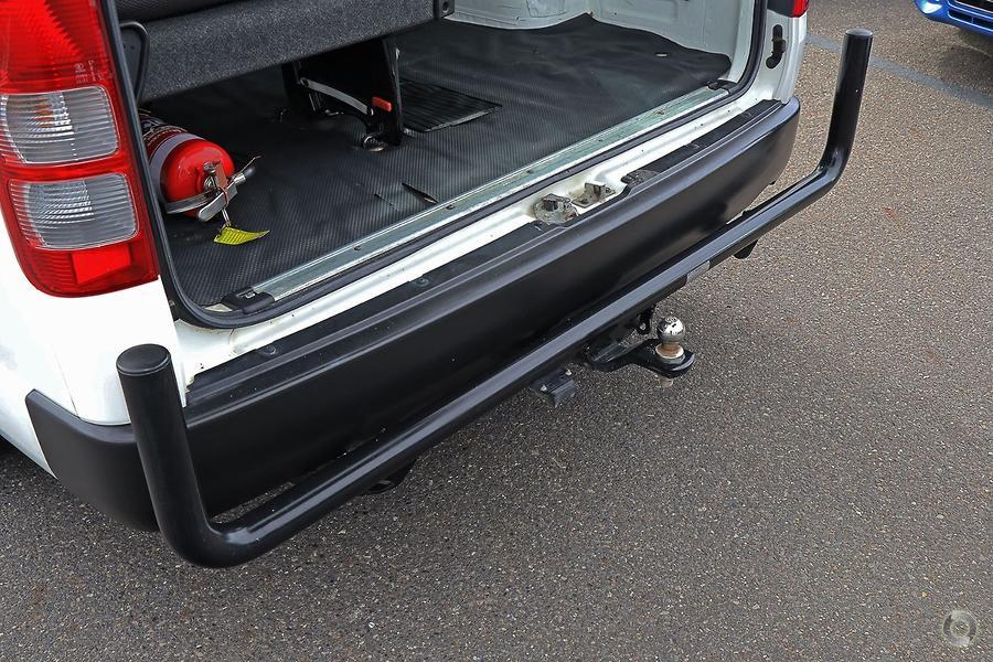 2014 Toyota Hiace Commuter TRH223R