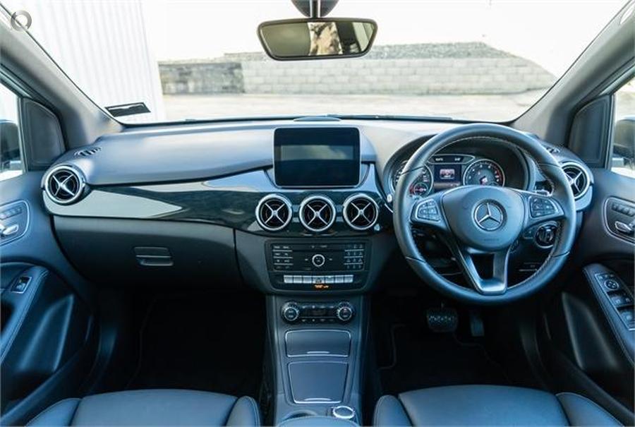 2018 Mercedes-Benz B 200 Sports Tourer