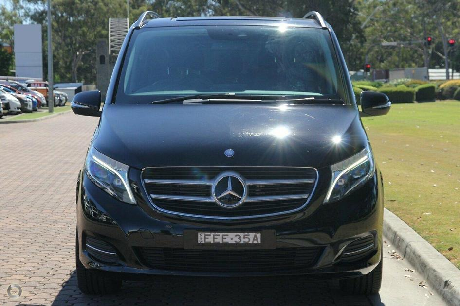 2015 Mercedes-Benz V 250 D AVANTGARDE Wagon