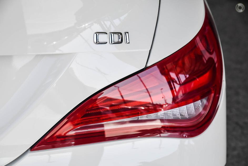 2014 Mercedes-Benz CLA 200 CDI Coupe