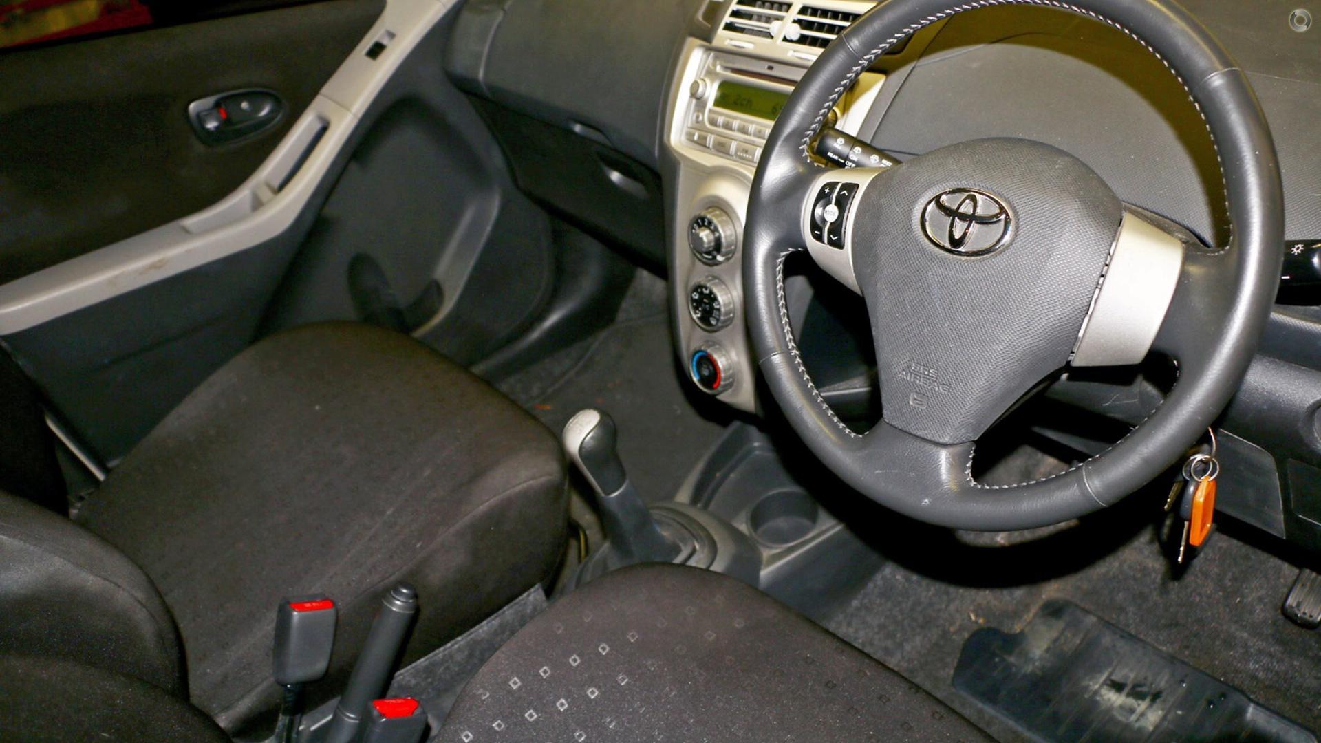 2006 Toyota Yaris YRS NCP91R