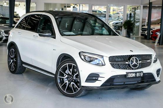 2018 Mercedes-Benz <br>GLC 43