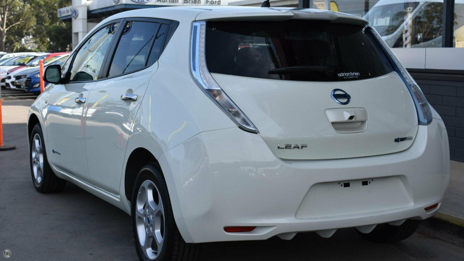 2012 Nissan Leaf  ZE0