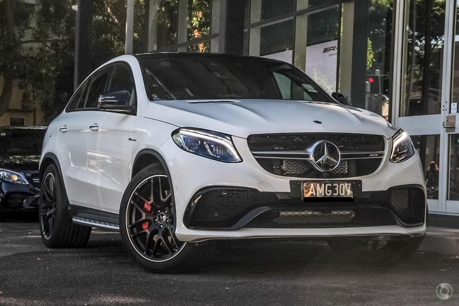 2018 Mercedes-Benz GLE 63 Coupe