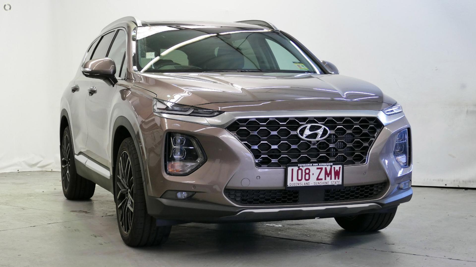 2019 Hyundai Santa Fe TM.2