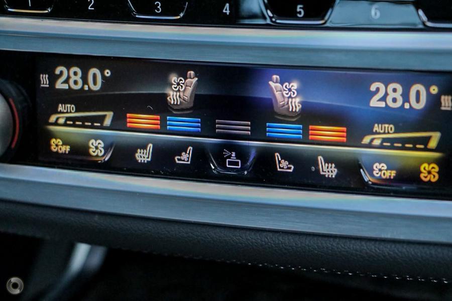 2018 BMW 740Li
