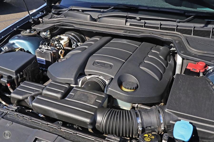 2012 Holden Ute SS V VE Series II