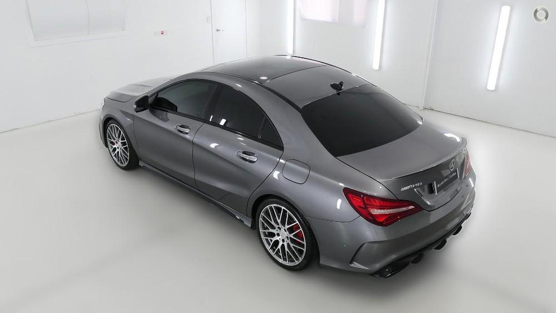 2017 Mercedes-Benz CLA 45 AMG Coupe