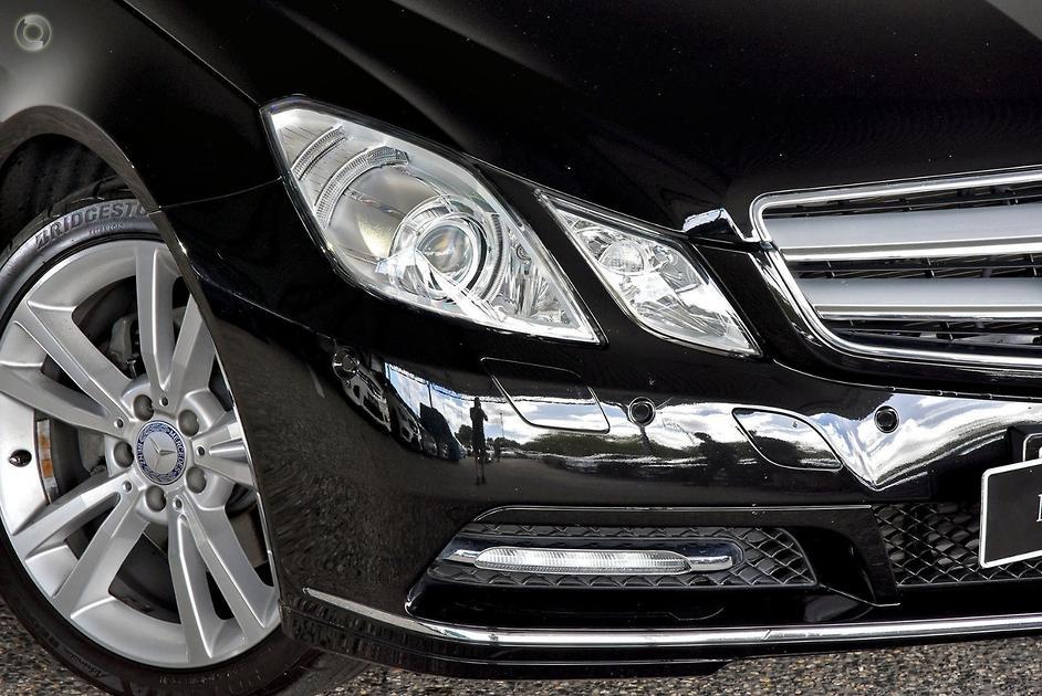 2011 Mercedes-Benz E 250 CDI Coupe