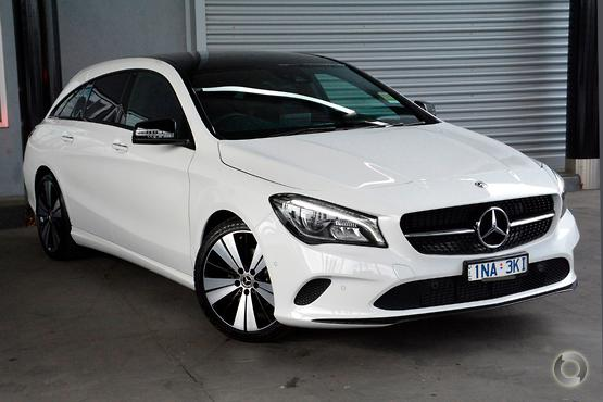 2018 Mercedes-Benz CLA 200