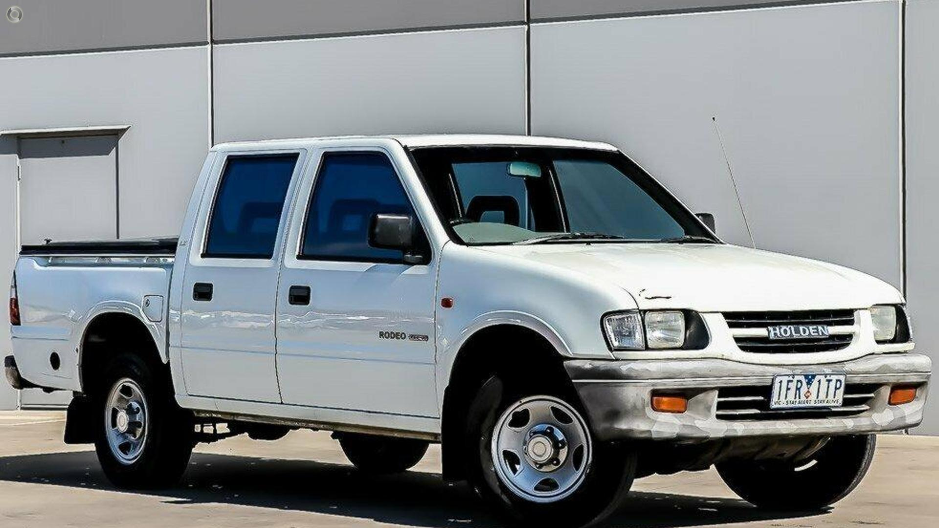 1999 Holden Rodeo TF R9
