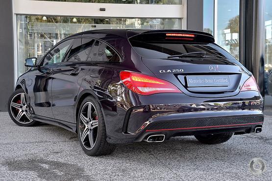 2015 Mercedes-Benz CLA 250 SPORT