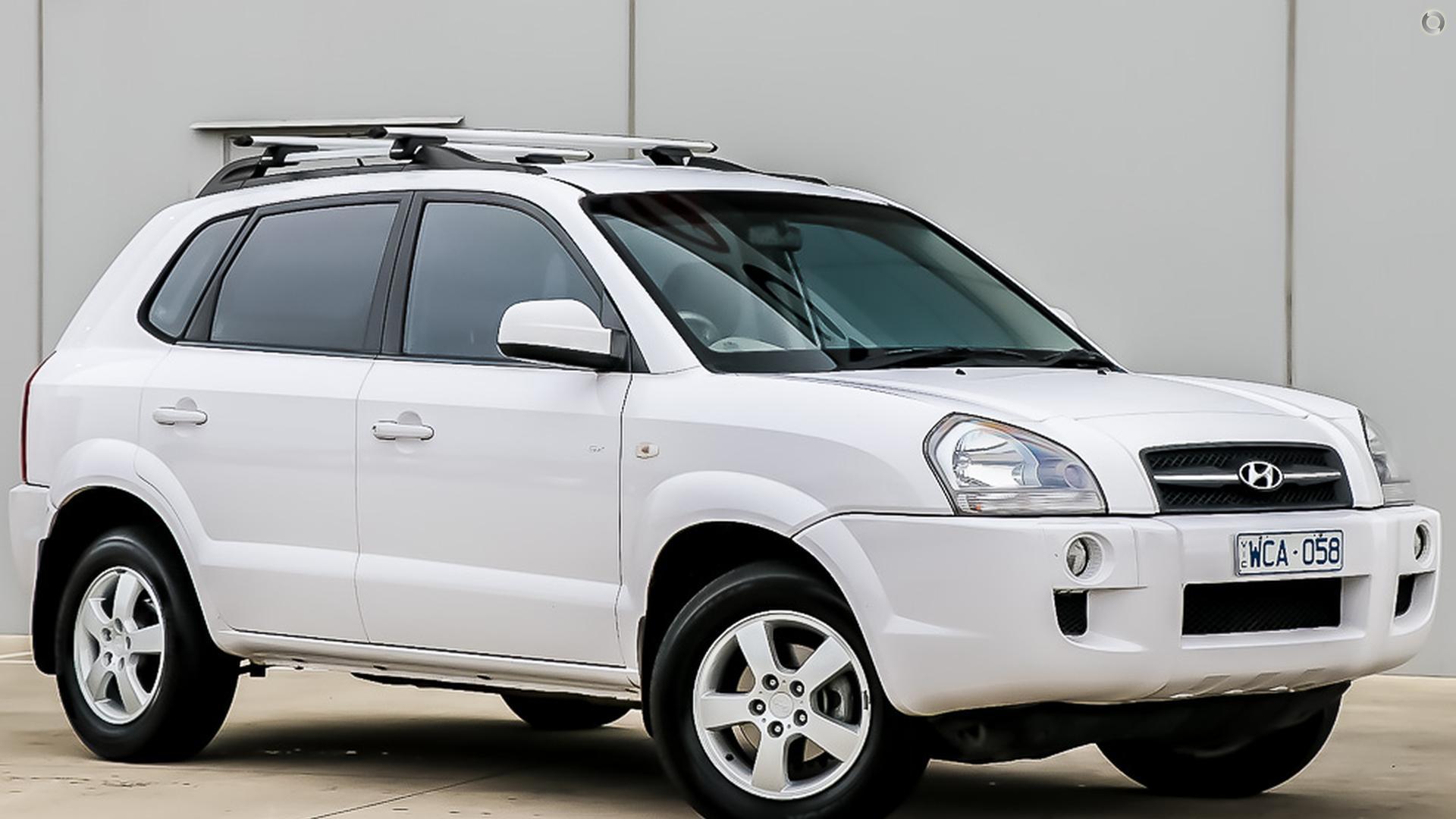 2007 Hyundai Tucson JM