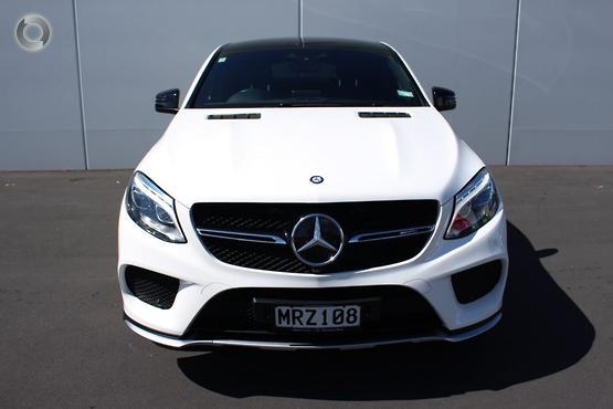 2017 Mercedes-AMG GLE 43