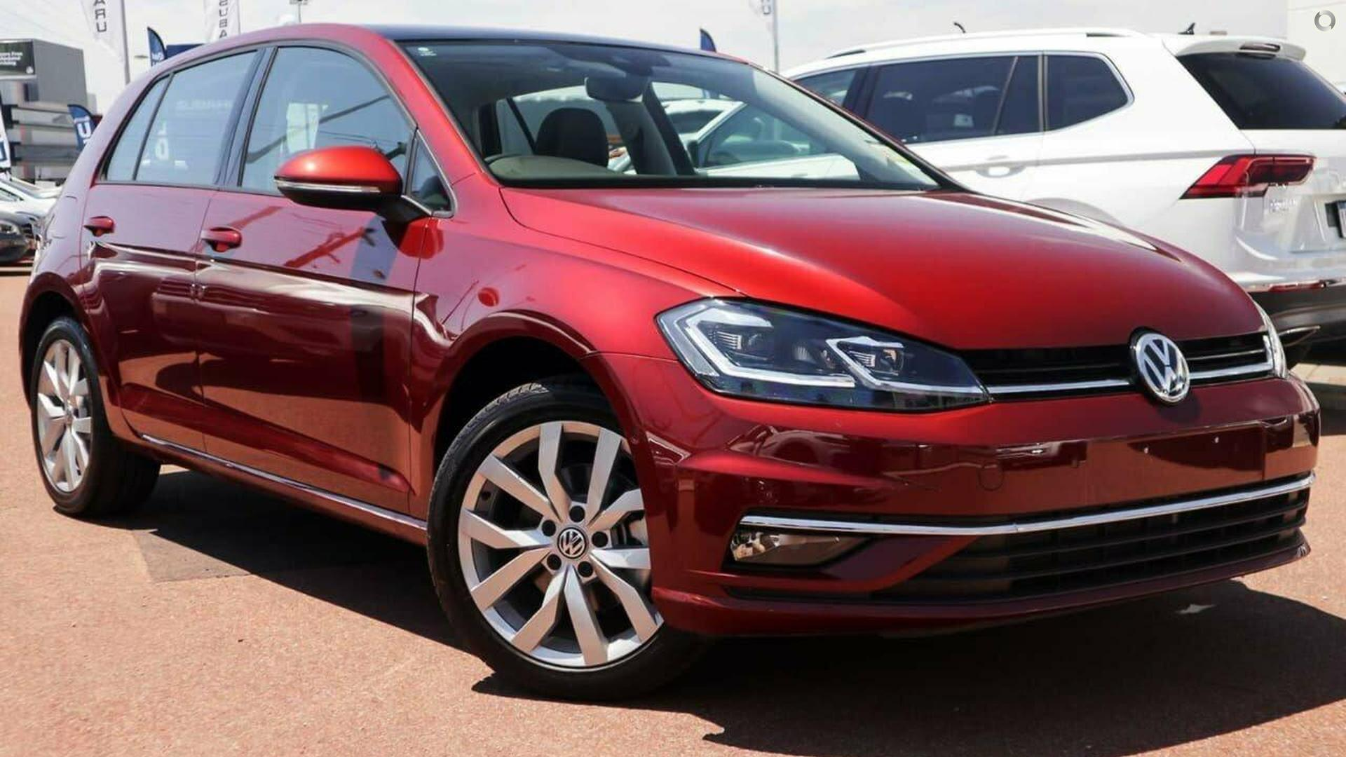 2019 Volkswagen Golf 110TSI Highline 7.5