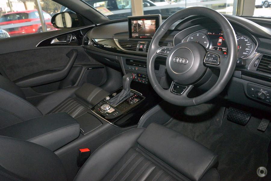 2017 Audi A6 Black Edition C7 - Alto