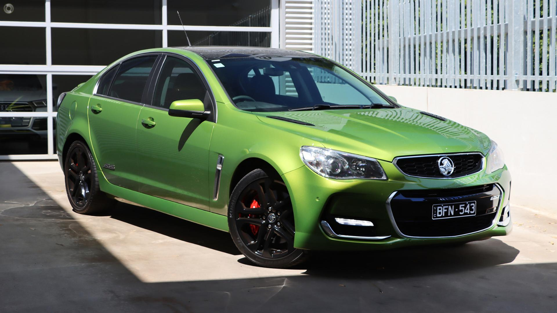 2015 Holden Commodore SS V Redline VF Series II