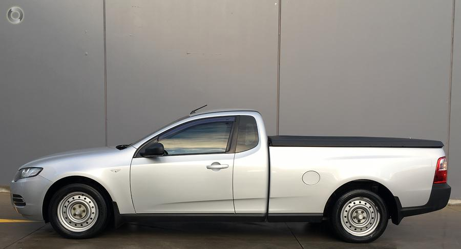 2011 Ford Falcon Ute EcoLPi FG MkII