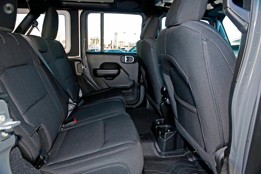 2019 Jeep Wrangler Unlimited Sport S JL