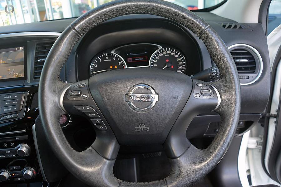2014 Nissan Pathfinder ST R52