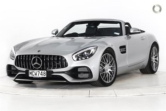 2018 Mercedes-AMG <br>GT