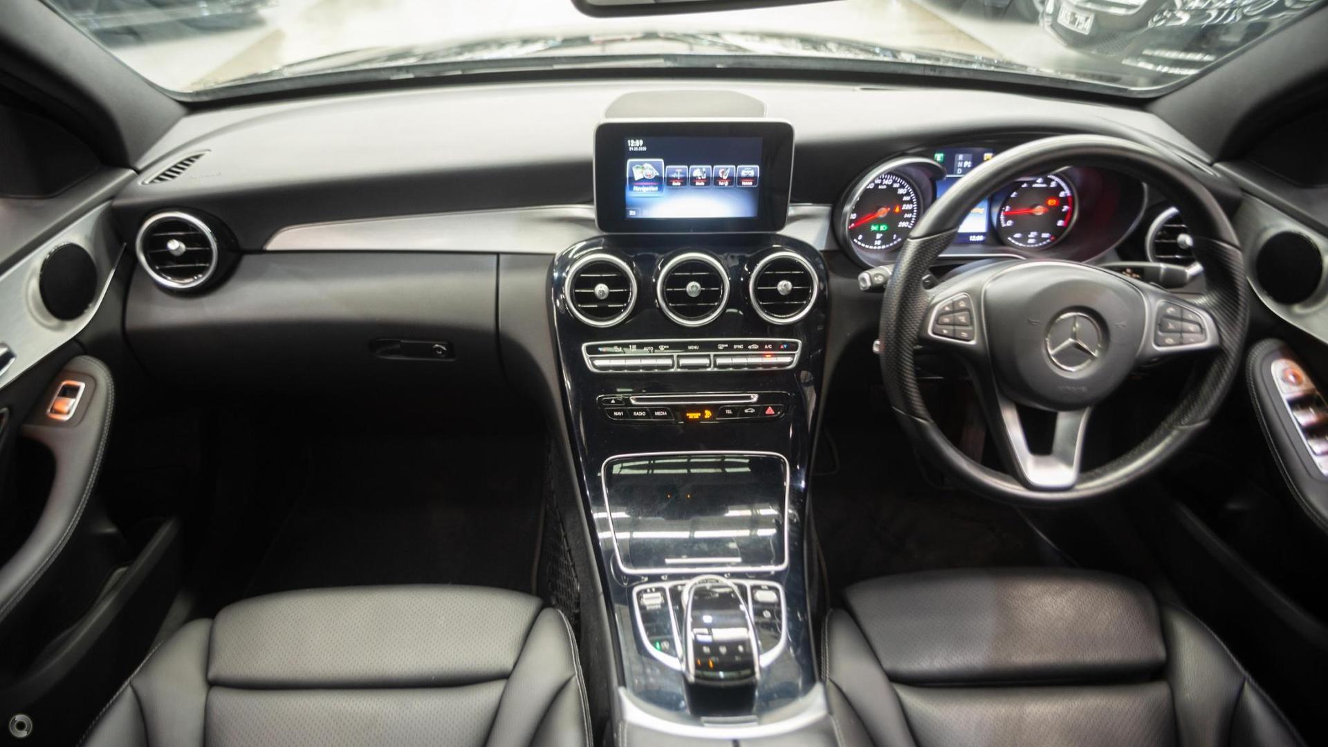 2016 Mercedes-Benz C200  W205