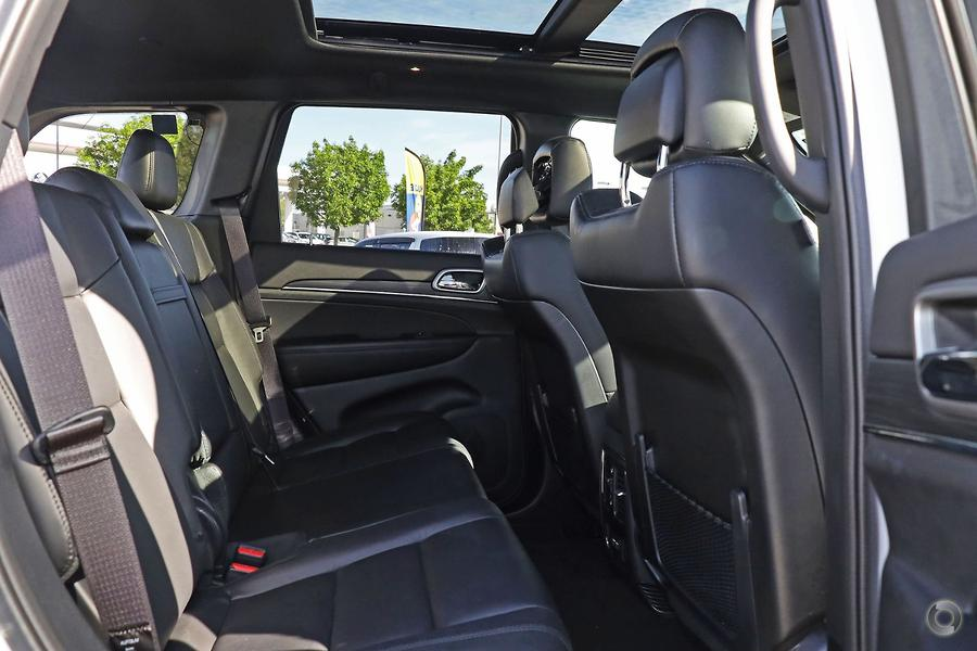 2019 Jeep Grand Cherokee Limited WK