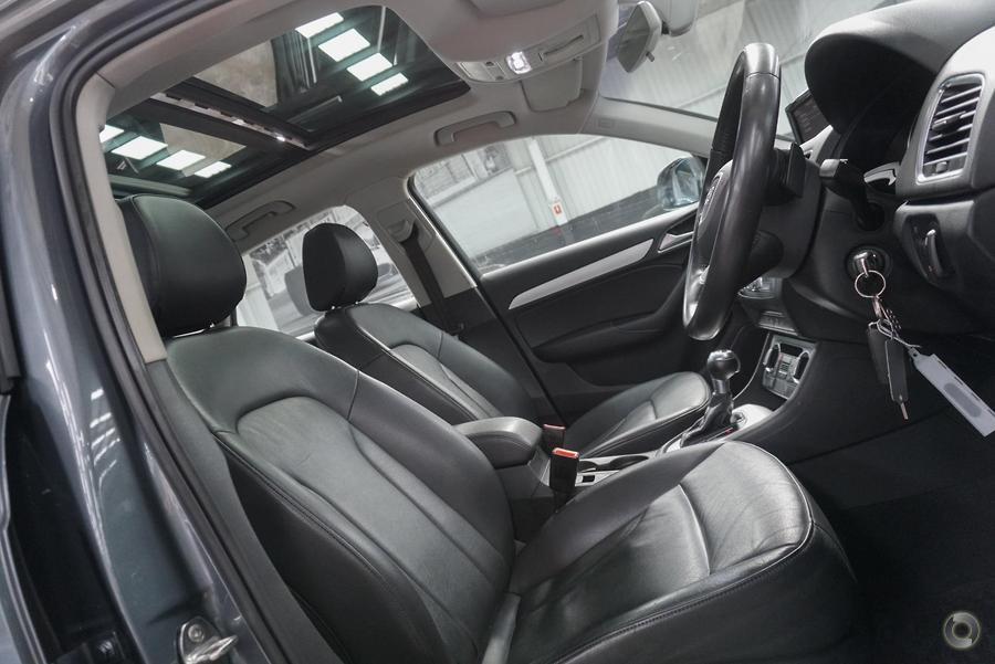 2016 Audi Q3 TDI 8U