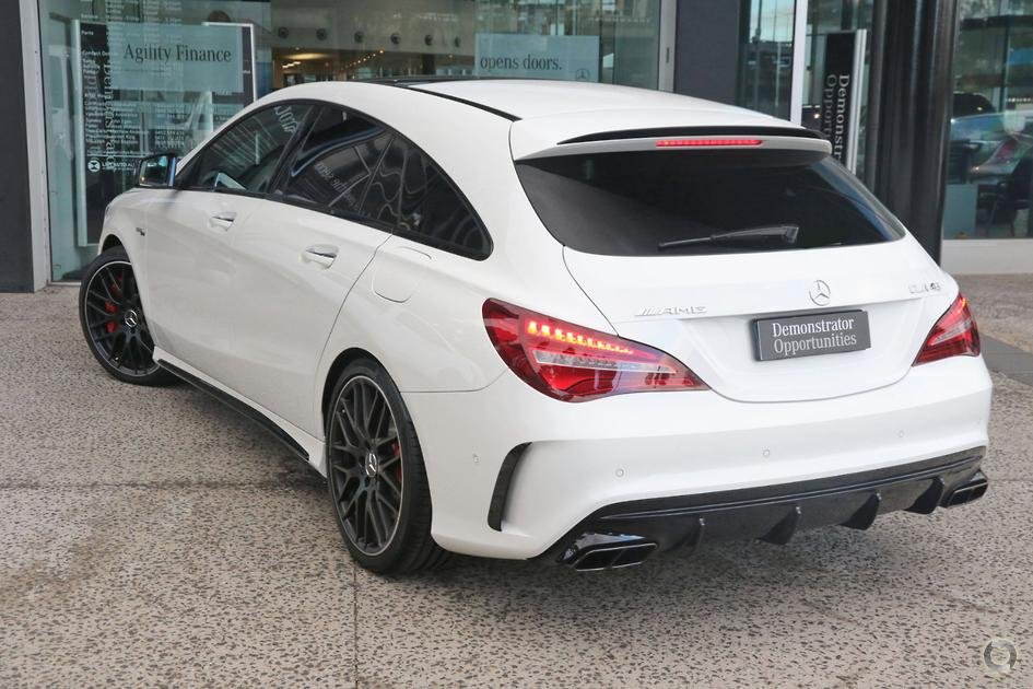 2018 Mercedes-Benz CLA 45 Shooting Brake