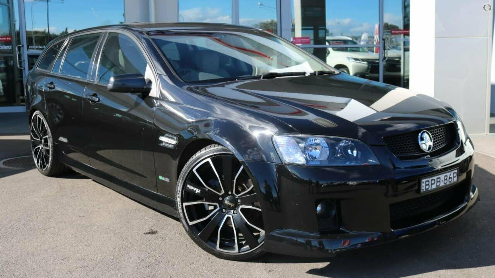 2010 Holden Commodore VE