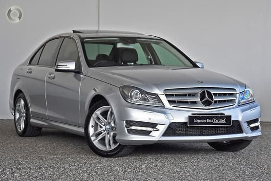 2012 Mercedes-Benz <br>C 200 BLUEEFFICIENCY