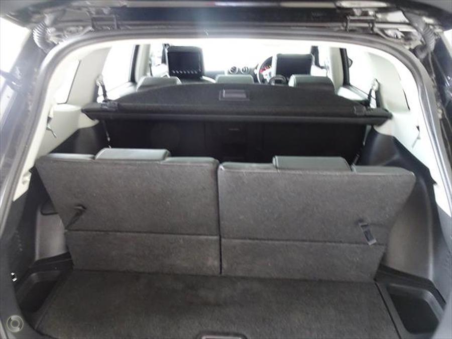 2013 Nissan Dualis +2 Ti-L J10 Series 3